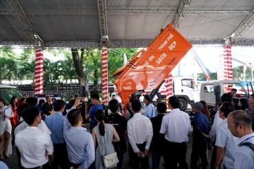 SAMCO tham dự Lễ ra mắt Xe chuyên dùng Isuzu 2017