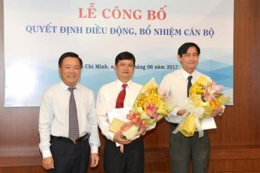 Tổng công ty SAMCO bổ nhiệm cán bộ