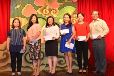 SAMCO tổ chức họp mặt kỷ niệm ngày Quốc tế phụ nữ 8-3