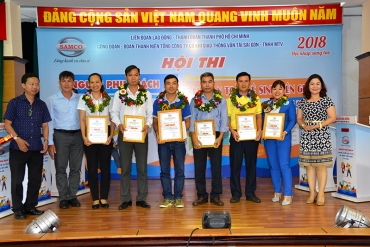 GOOD OCCUPATIONAL SAFETY AND HEALTH OFFICER CONTEST