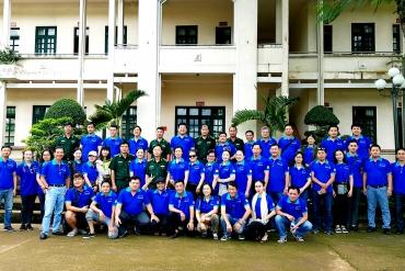 SAMCO tham gia Đoàn công tác cùng Mặt trận Tổ quốc Thành phố