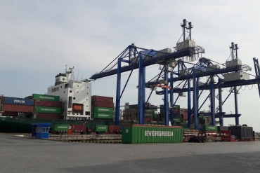 Tan Cang  Phu Huu Port after 3 years of joint-venture operation