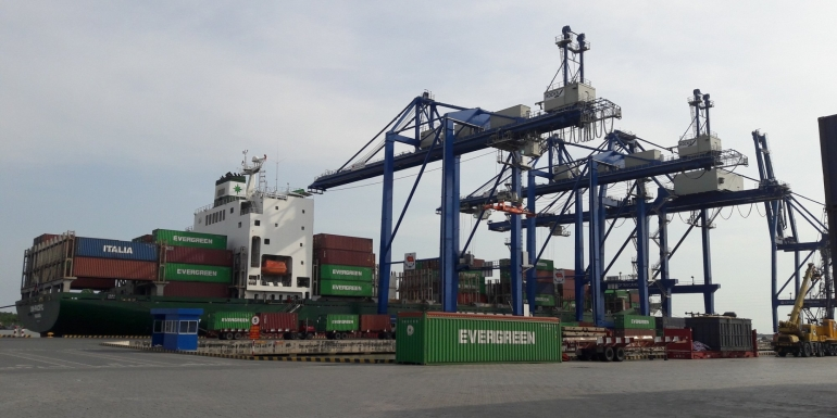Tan Cang  Phu Huu Port after 3 years of joint-venture operation