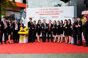 Khai trương Đại lý D-Square An Lạc tại Thành phố Hồ Chí Minh