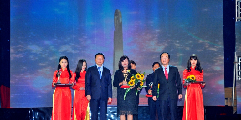 SAMCO VINH DỰ ĐƯỢC THỦ TƯỚNG CHÍNH PHỦ TẶNG GIẢI CHẤT LƯỢNG QUỐC GIA NĂM 2017