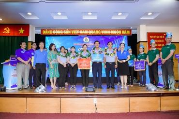 Thi An toàn - vệ sinh viên giỏi: Tổng Công ty SAMCO đoạt giải nhất