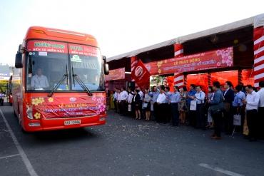 SAMCO Phát động phục vụ hành khách dịp Tết cổ truyền Kỷ Hợi 2019