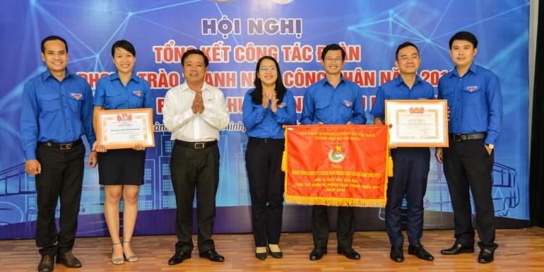 Tổng kết Công tác Đoàn và Phong trào thanh niên Công nhân Tổng Công ty SAMCO