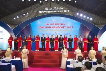 """SAMCO tham gia Triển lãm """"Tôn vinh hàng việt"""" năm 2019"""