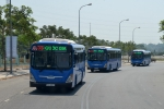 HCM City puts 20 more CNG buses into operation