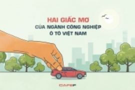 Two dreams of Vietnam's automotive industry