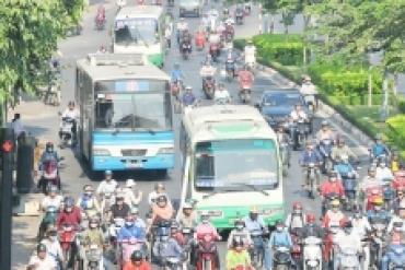 Mở đường ưu tiên cho xe buýt