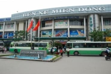 Bến xe Miền Đông hướng dẫn thông tin mua vé xe trong dịp tết Đinh Dậu 2017