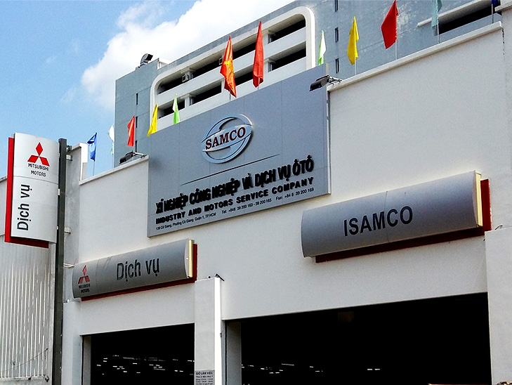 Industrial and Motor Service Enterprise (ISAMCO)
