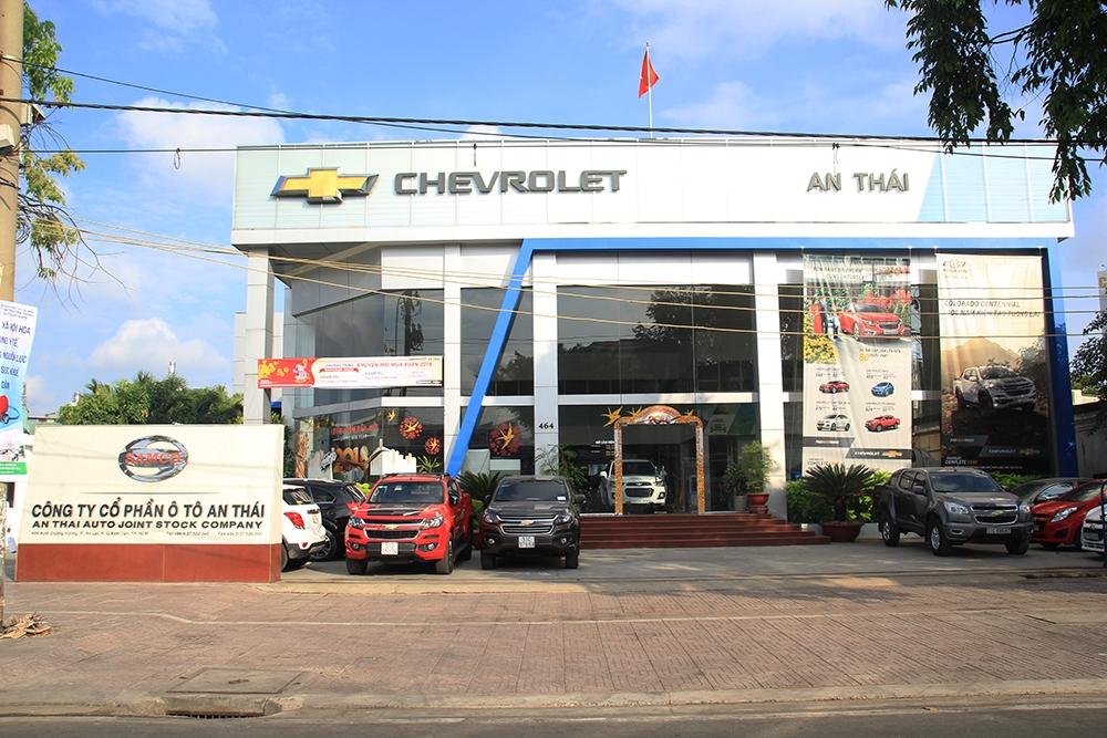 Công ty Cổ phần ôtô An Thái (ANTJSC)