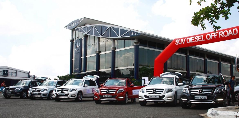 Công ty TNHH Mercedes - Benz Việt Nam (MBV)