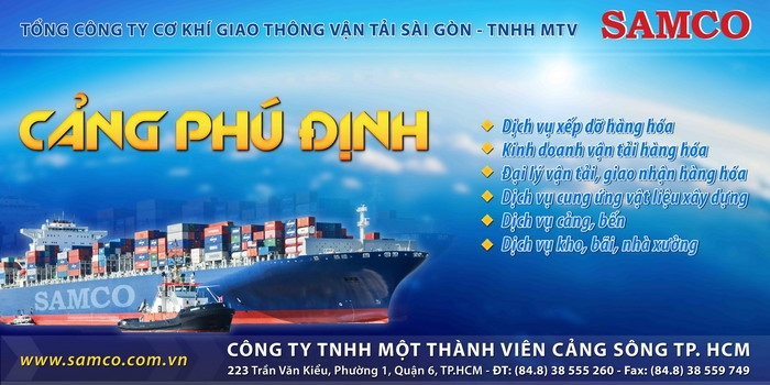 Phu Dinh Port Joint Stock Company