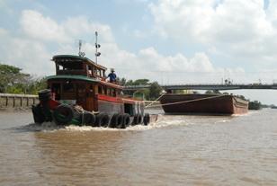 Công ty TNHH Vận tải sông Sài Gòn