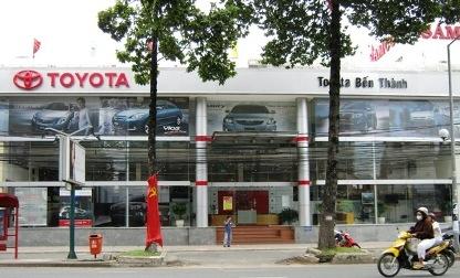 Xí nghiệp ôtô Toyota Bến Thành (TBTC)